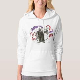 Count von Count B&W Sketch Drawing Hoodie