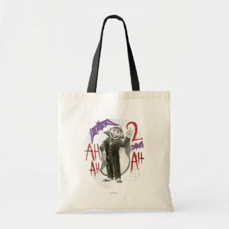 Count von Count B&W Sketch Drawing Tote Bag
