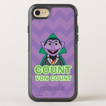 Count von Count Classic Style 2 OtterBox Symmetry iPhone 8/7 Case