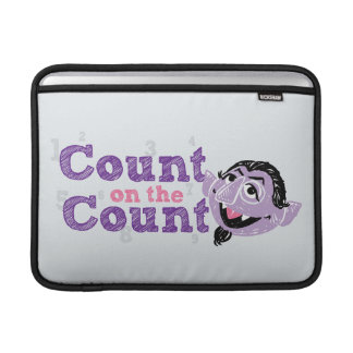 Count von Count Image MacBook Air Sleeve
