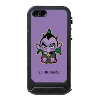 Count von Count Zombie | Add Your Name Waterproof iPhone SE/5/5s Case