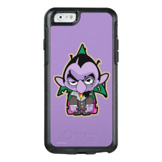 Count von Count Zombie OtterBox iPhone 6/6s Case
