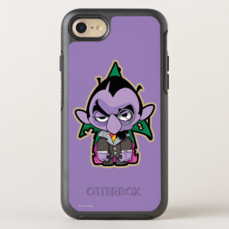 Count von Count Zombie OtterBox Symmetry iPhone 7 Case