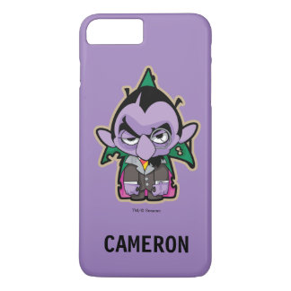 Count von Count Zombie | Your Name iPhone 7 Plus Case