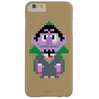 Count von Pixel Art Barely There iPhone 6 Plus Case