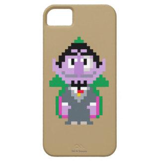 Count von Pixel Art iPhone SE/5/5s Case