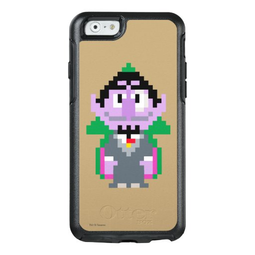 iphone 6 pixel count pixel otterbox iphone 6 6s zazzle 11379