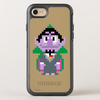Count von Pixel Art OtterBox Symmetry iPhone 7 Case