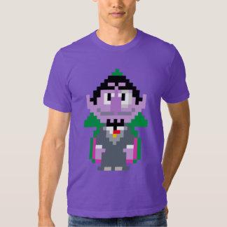Count von Pixel Art Shirt