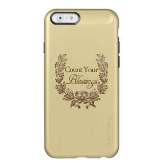 Count Your Blessings Incipio Feather Shine iPhone 6 Case