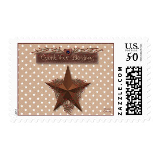Count Your Blessings Stamps