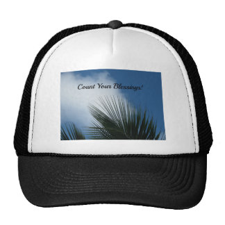 Count Your Blessings Trucker Hat