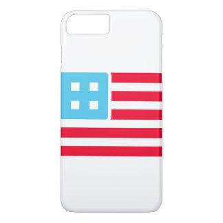 Countable Flag - Go Long! iPhone 7 Plus Case