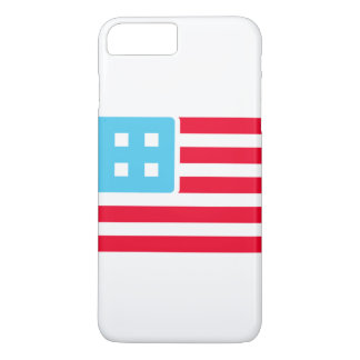 Countable Flag - Go Long! iPhone 8 Plus/7 Plus Case