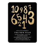 Countdown | New Year's Eve Party Invitation