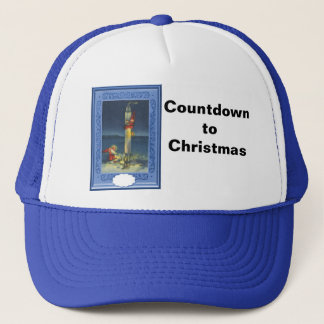 Countdown to Christmas Trucker Hat
