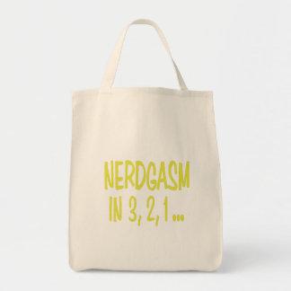 Countdown to Nerdgasm Tote Bag