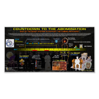 Countdown to the Abomination Poster