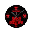 countdown to zombie apocalypse clock