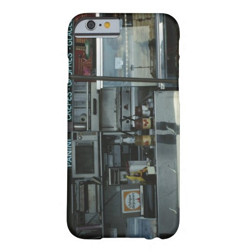 Counter at cafe iPhone 6 case
