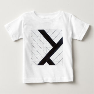 Counter composition VI by Theo van Doesburg Baby T-Shirt