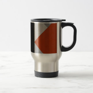 Counter composition XIII by Theo van Doesburg 15 Oz Stainless Steel Travel Mug