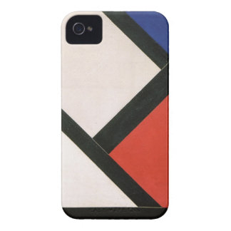 Counter composition XIV by Theo van Doesburg iPhone 4 Case