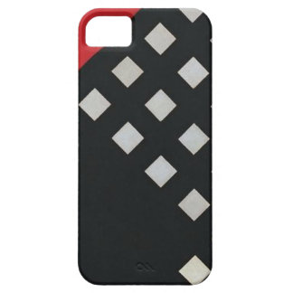 Counter composition XV by Theo van Doesburg iPhone SE/5/5s Case