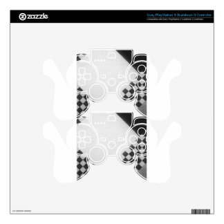 Counter composition XVII by Theo van Doesburg PS3 Controller Decal