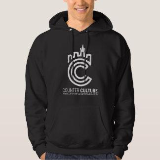 Counter Culture Underground Black Hoodie