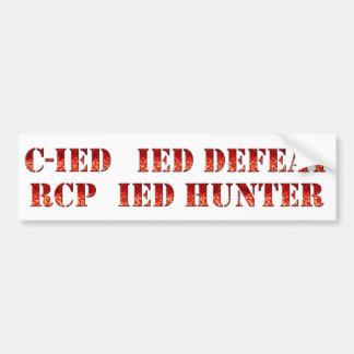 Counter IED Sticker Set