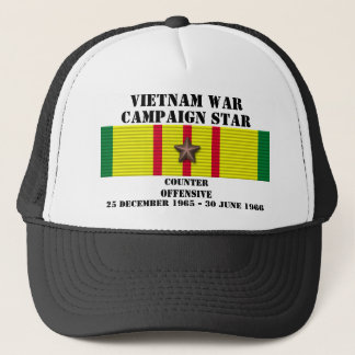 Counter Offensive Campaign Trucker Hat