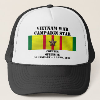Counter - Offensive Campaign Trucker Hat