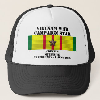 Counter - Offensive Tet 1969 Campaign Trucker Hat