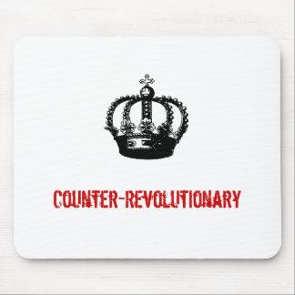 Counter-Revolutionary Mousepad