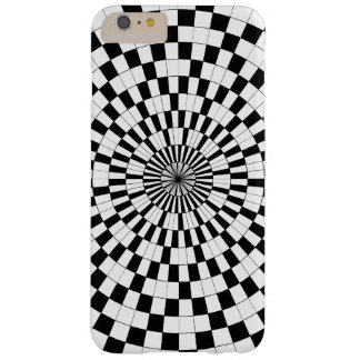 Counter Spirals Barely There iPhone 6 Plus Case