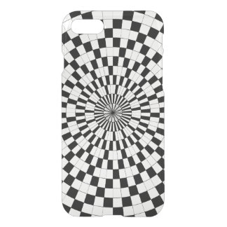 Counter Spirals by Kenneth Yoncich iPhone 8/7 Case