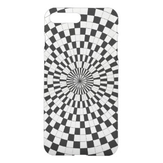 Counter Spirals by Kenneth Yoncich iPhone 8 Plus/7 Plus Case