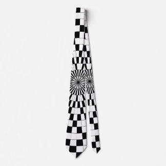 Counter Spirals Tie
