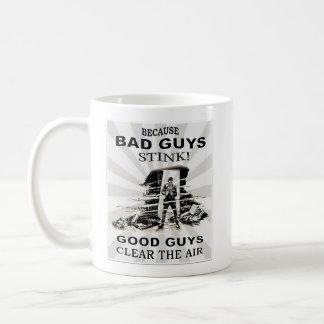 COUNTERTERRORISM COFFEE MUG