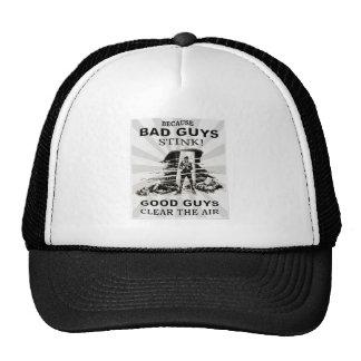 COUNTERTERRORISM TRUCKER HAT