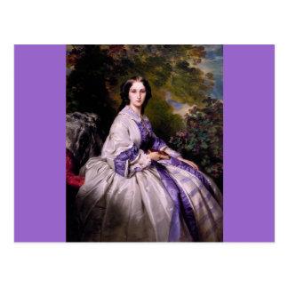 Countess Alexander Nikola Postcard