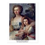 Countess Anna Protassowa By Angelica Kauffmann Post Cards