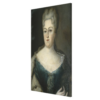 Countess Cosel Canvas Print