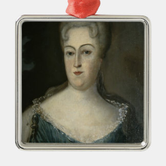 Countess Cosel Metal Ornament