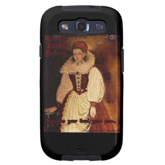 Countess Elizabeth Bathory-Give me your tired.... Samsung Galaxy SIII Covers