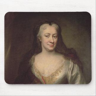 Countess Fuchs, Governess of Maria Theresa Mouse Pad