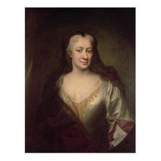 Countess Fuchs, Governess of Maria Theresa Postcard
