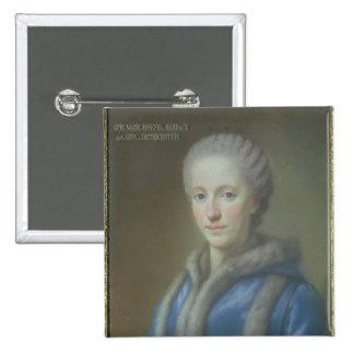 Countess Maria Josepha von Harrach Pinback Buttons