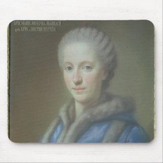 Countess Maria Josepha von Harrach Mouse Pad